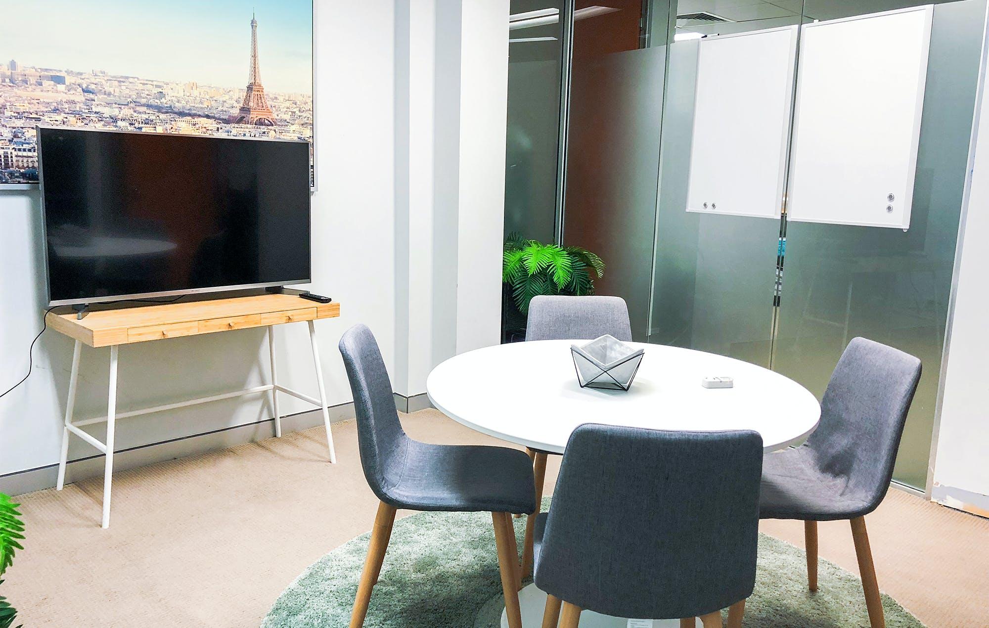 Meeting room at IKKO Meeting | Ultimo, image 3