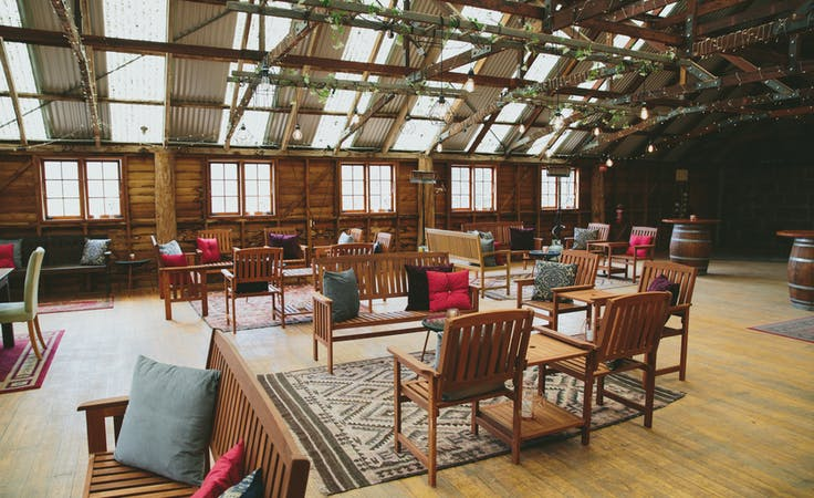 Host your dream event in this beautiful woolshed space, image 6