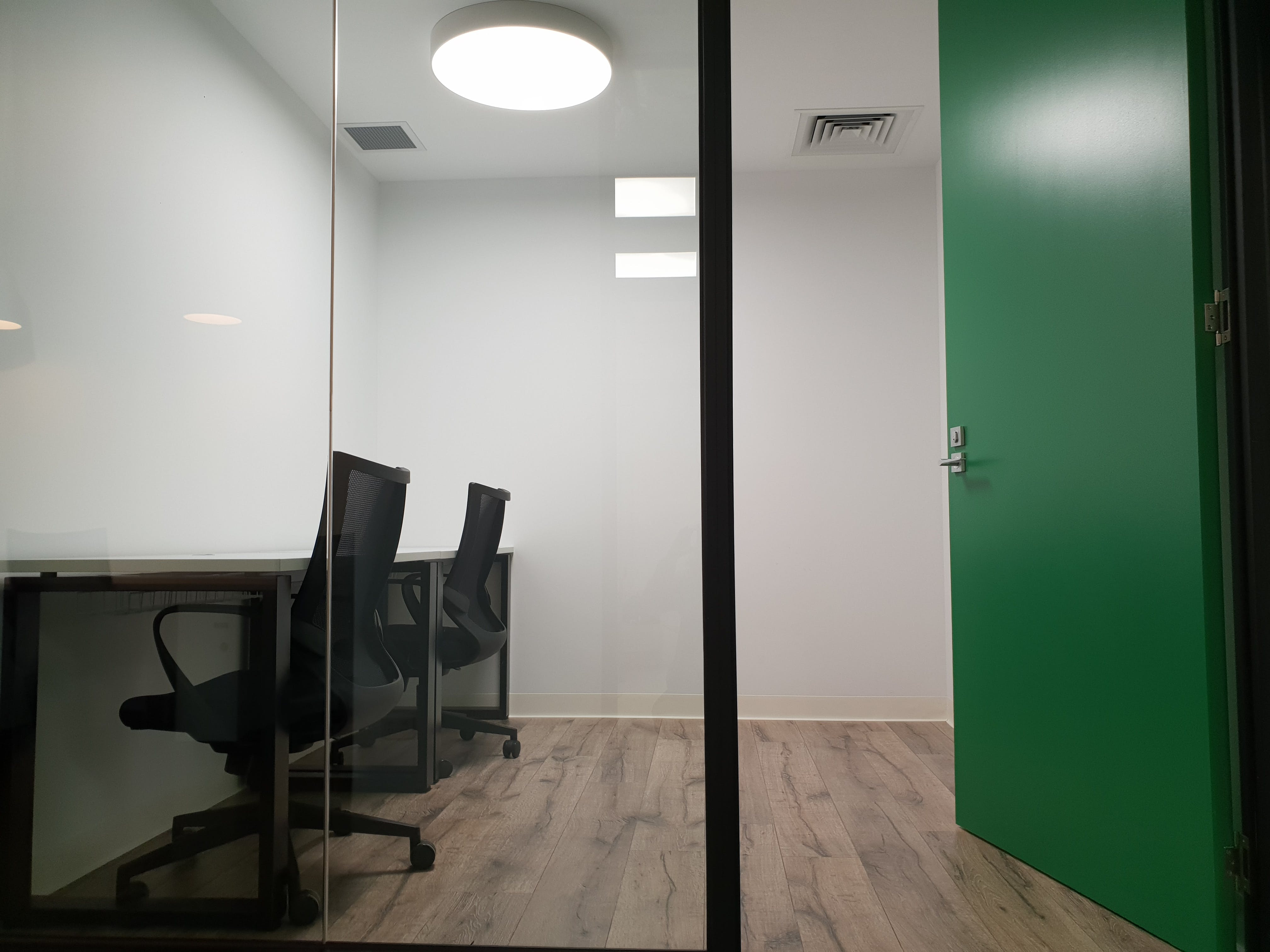 2 Person office, private office at CoWork Me St Kilda, image 1