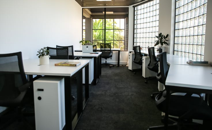 9 Person Office, private office at CoWork Me St Kilda, image 1