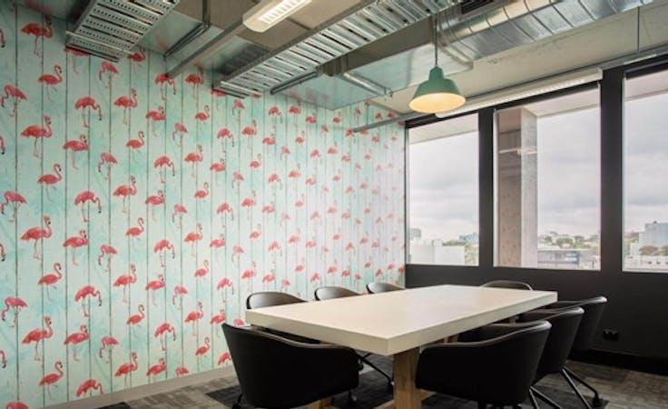 Flamingo Room, meeting room at Building X, Richmond, image 1