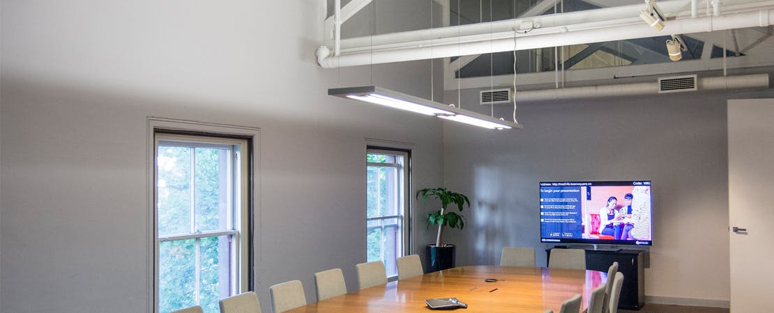 The Boardroom, meeting room at YBF Ventures, image 1