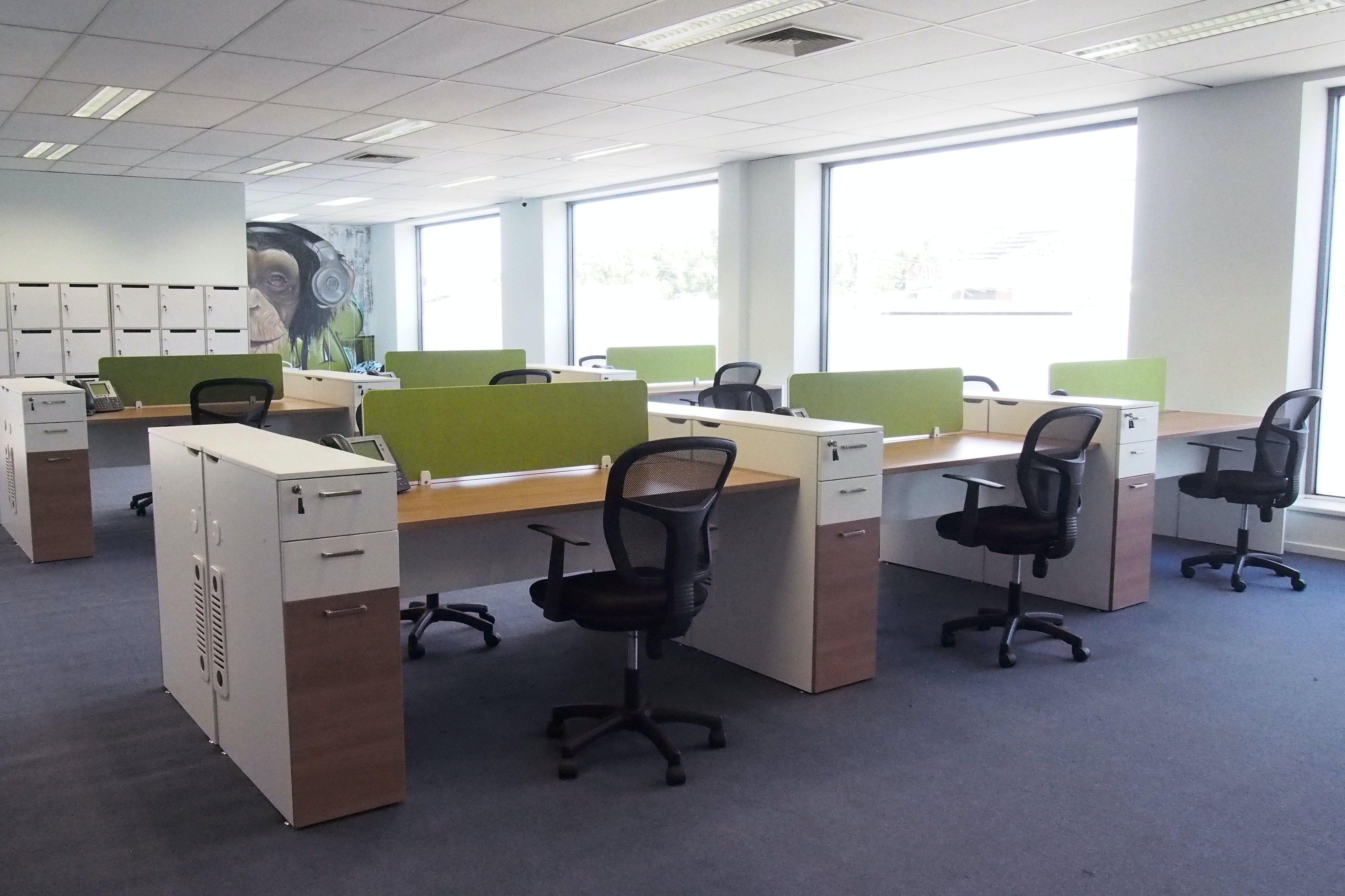 Dedicated desk at Jumpspace, image 1