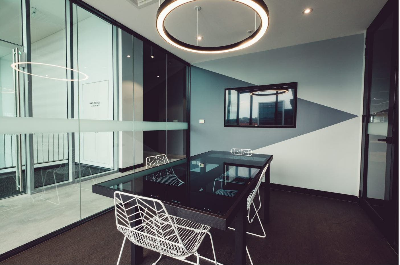 Internal with Filtered natural light, serviced office at Waterman Carribbean Park, image 10