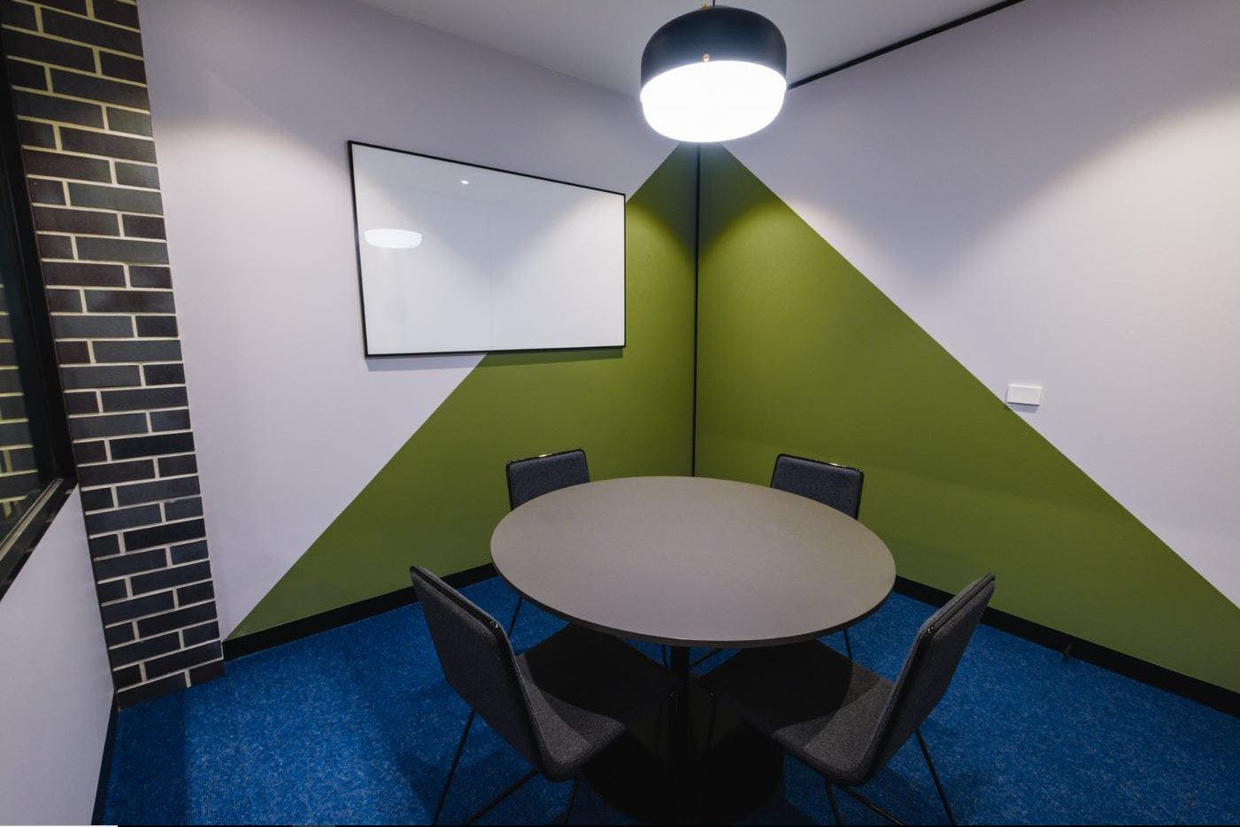 Internal with filtered natural light - views of Jungle, serviced office at 44 Lakeview Drive, image 5