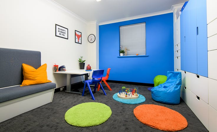 Small Therapy Room, private office at AIM Occupational Therapy, image 1