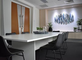 The Boardroom, meeting room at Fleks Workspaces, image 1