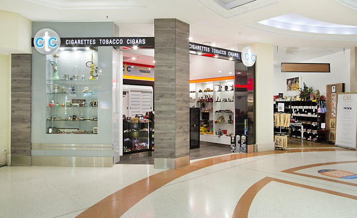 Pop-up shop at Chevron Renaissance Shopping Centre, image 1
