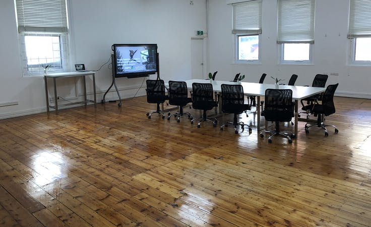 Need a meeting room that can accommodate a large team?, image 1