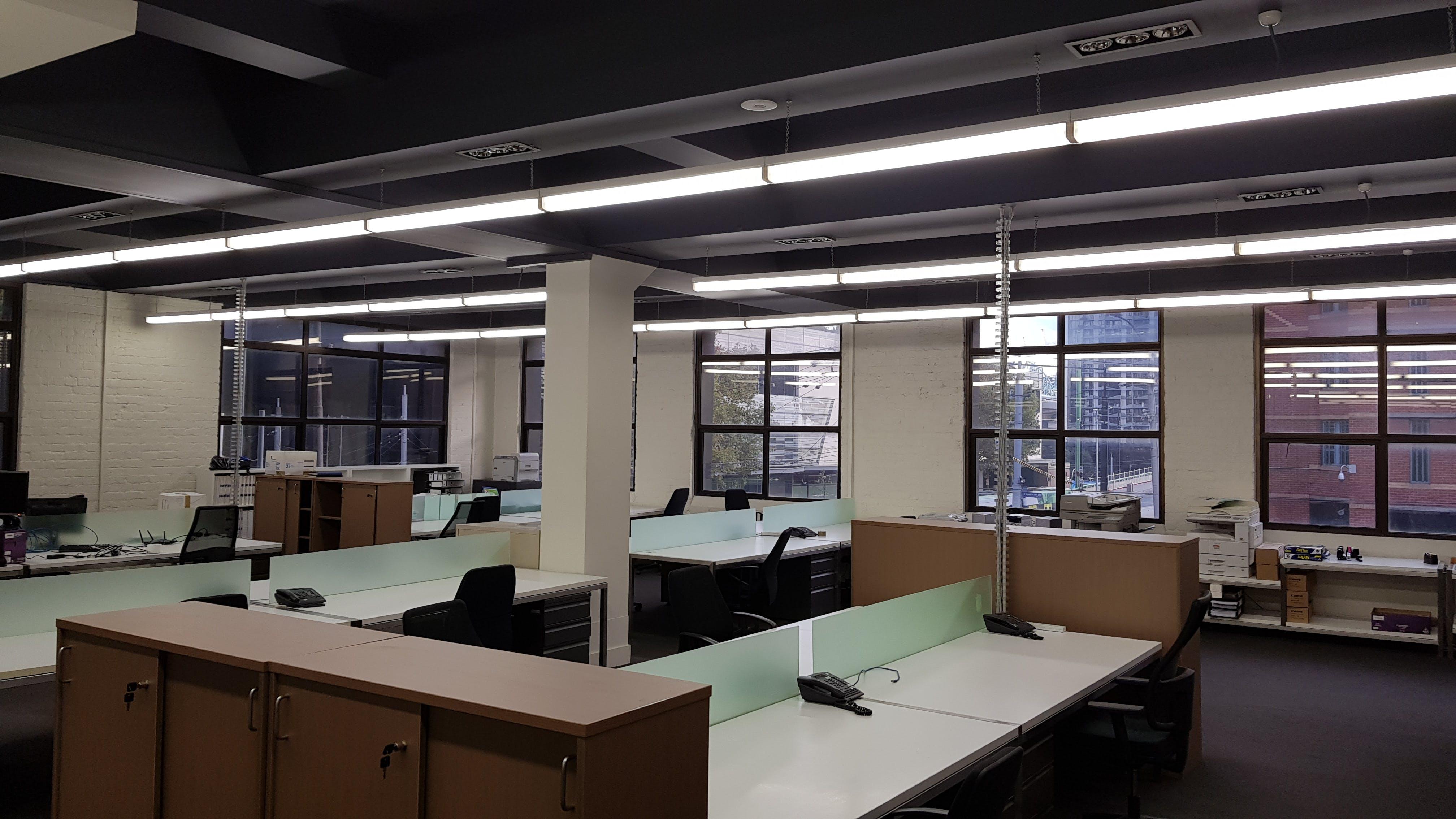 Dedicated desk at Level 1, 524 La Trobe Street, image 1