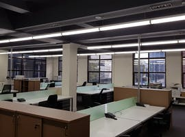 Dedicated desk in spacious Melbourne CBD office, image 1