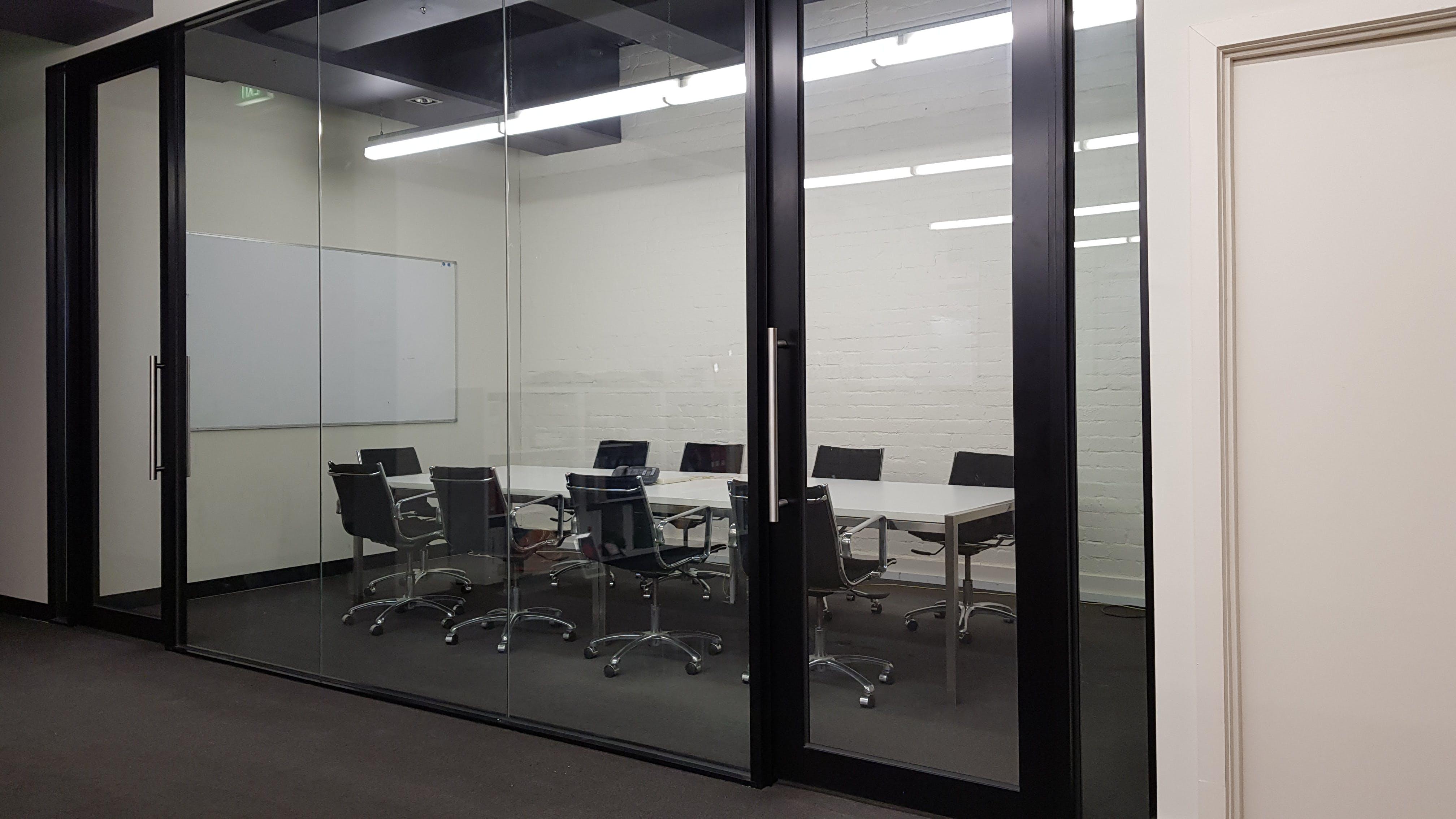 Meeting room at Level 1, 524 La Trobe Street, image 1