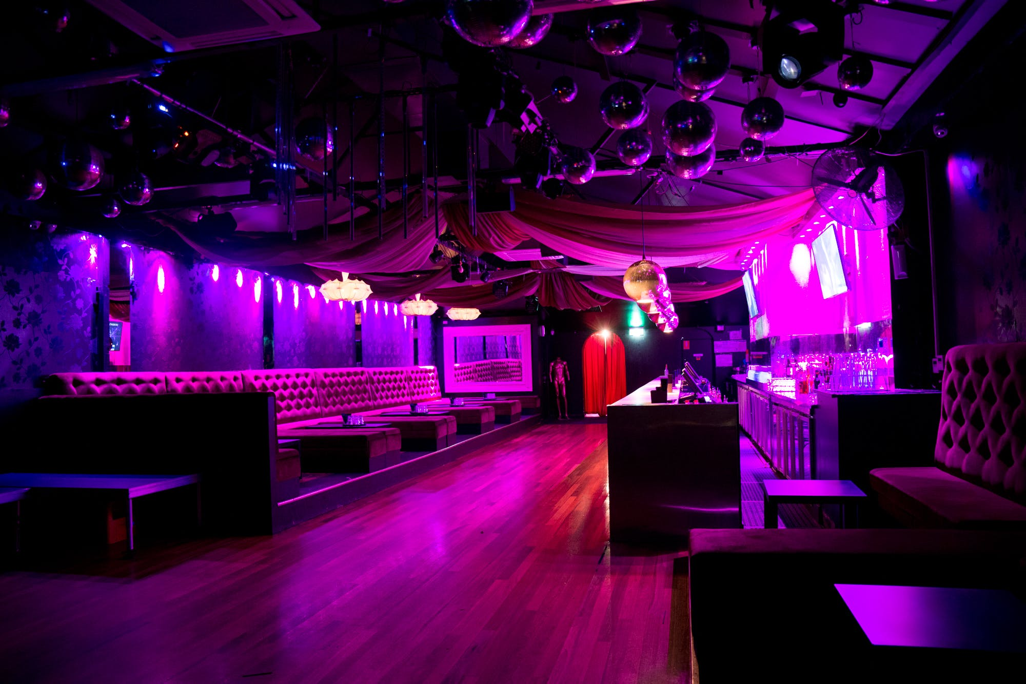 Event Space, function room at Fabrique Bar, image 3