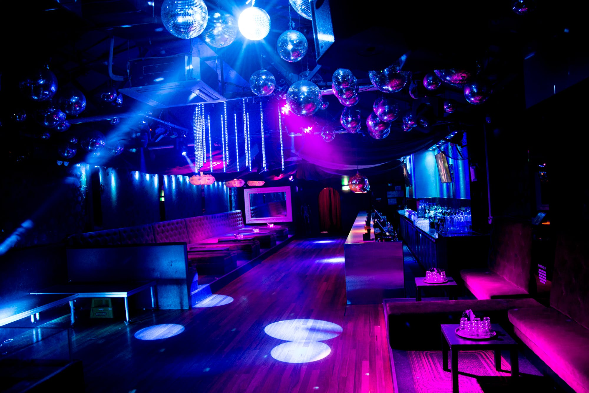 Event Space, function room at Fabrique Bar, image 5