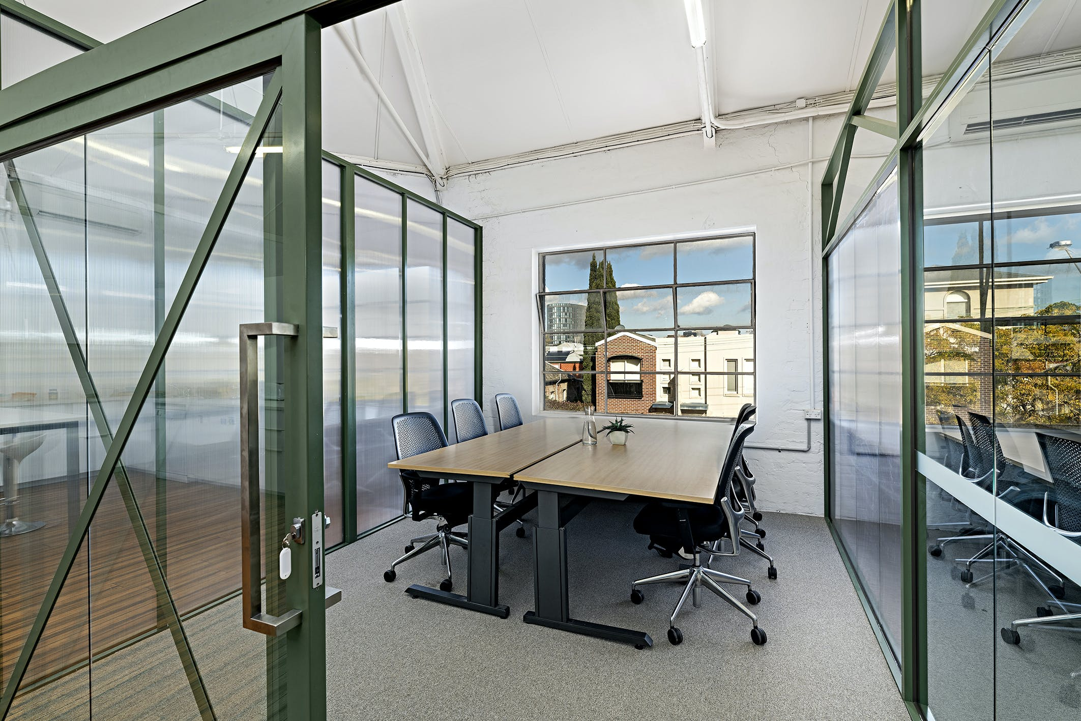 Private Office, private office at Exchange Workspaces - Richmond, image 1