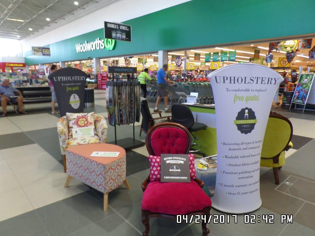 Pop-up shop at Stockland Cleveland, image 1