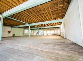 Let your creativity flow in this blank canvas space, image 1