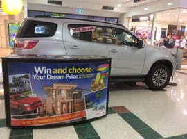 Pop-up shop at Stockland Bundaberg, image 1