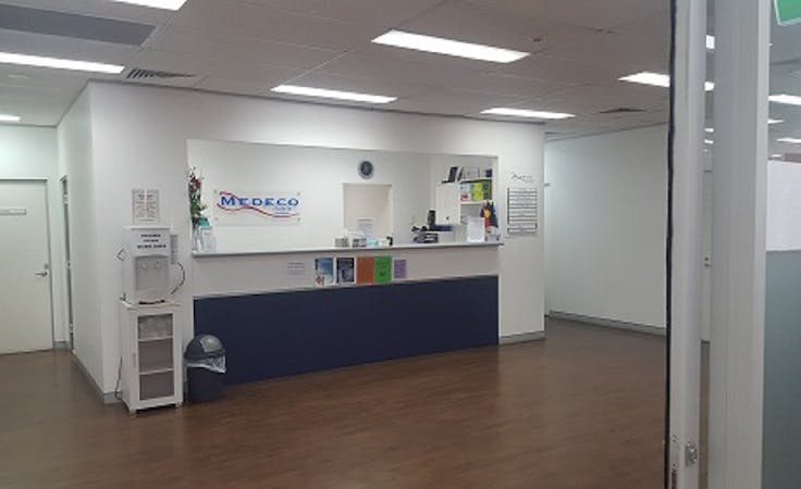 Dermatology room, serviced office at Medeco Medical Centre Penrith, image 2