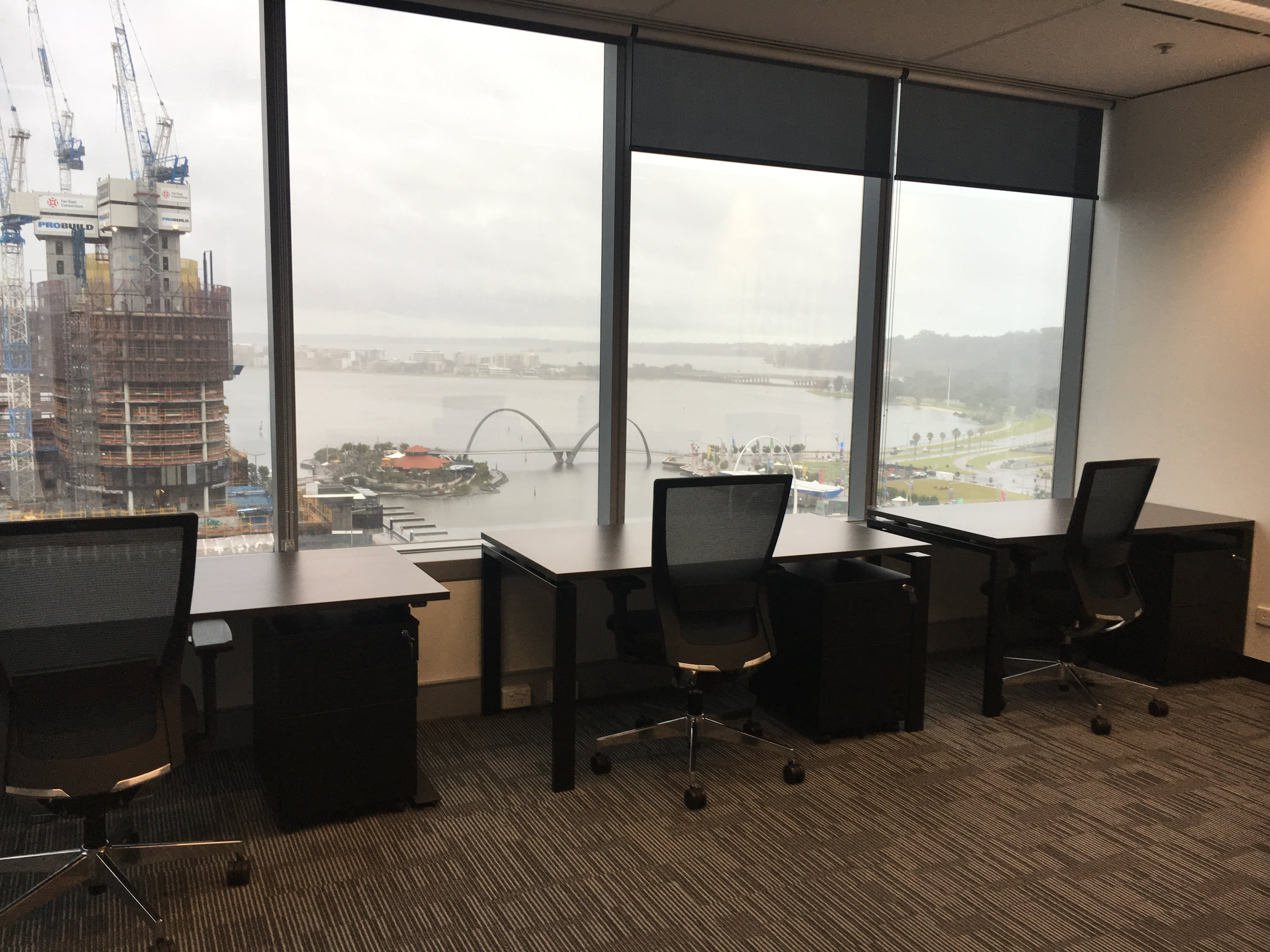 Office 1, serviced office at Victory Offices | Exchange Tower, image 1