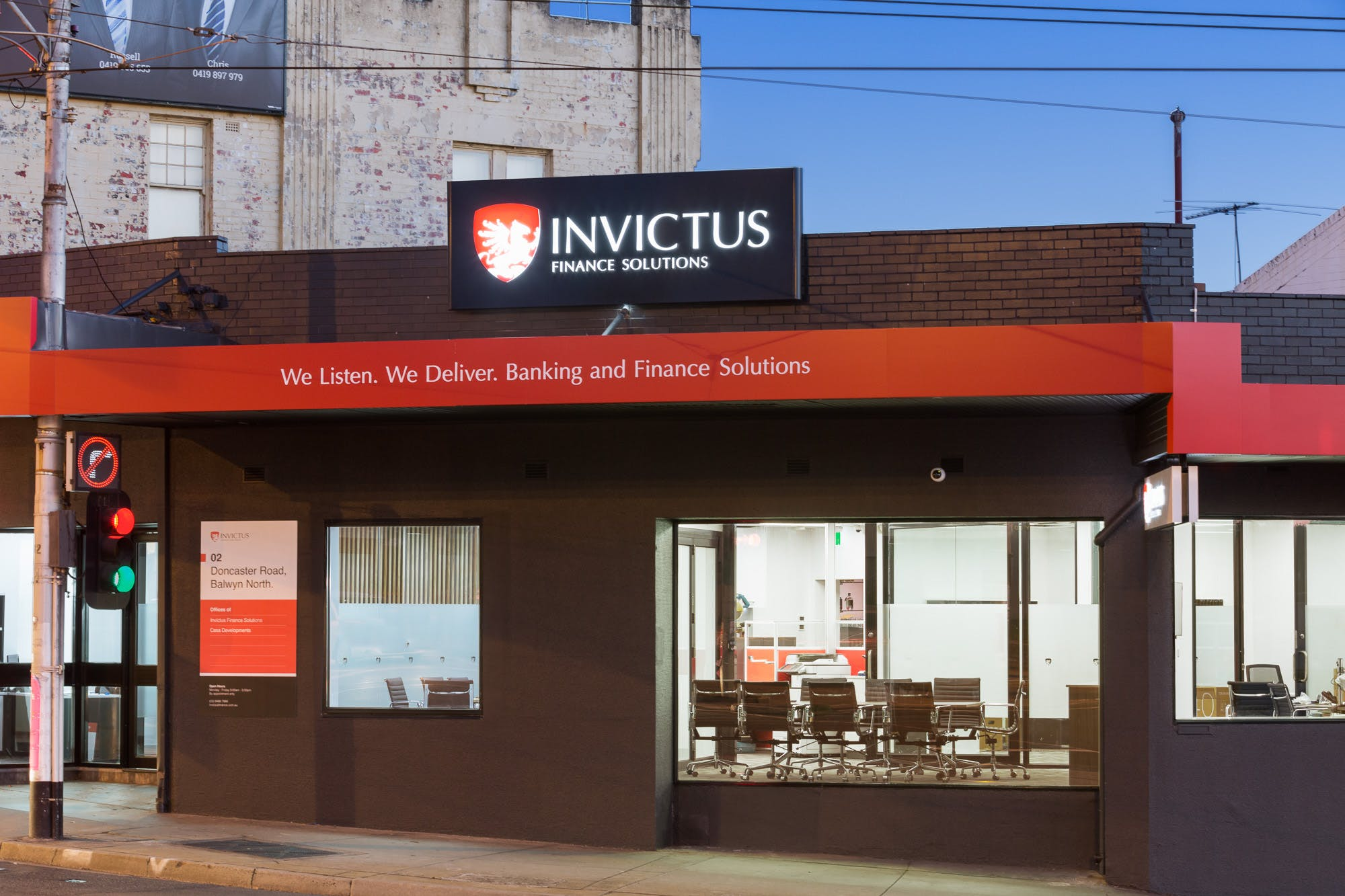 Serviced office at Invictus Finance Solutions, image 1