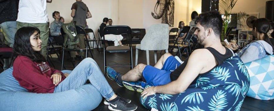 Hot desk at Studio Blueprint, image 13