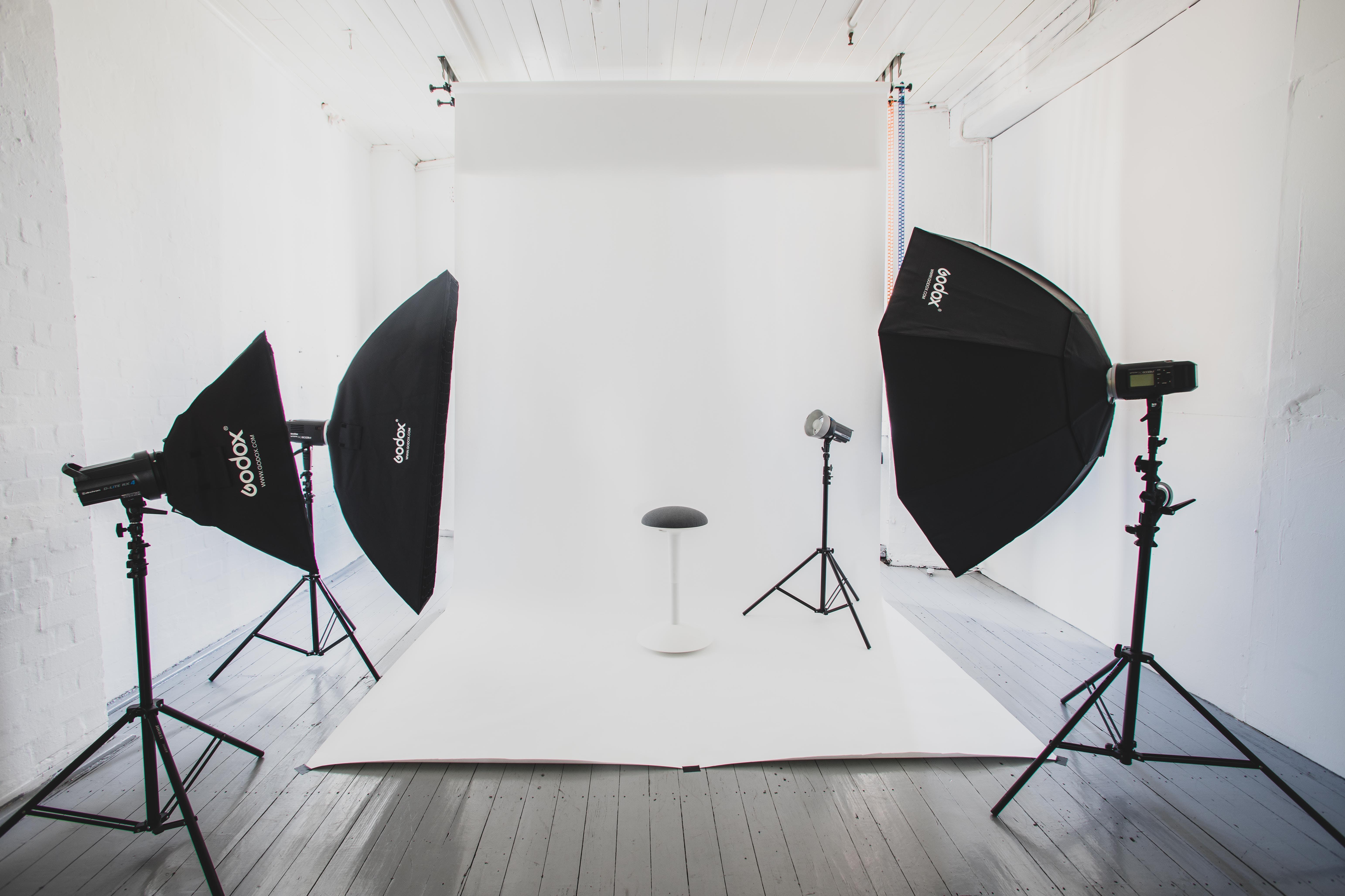 Hot desk at Studio Blueprint, image 4
