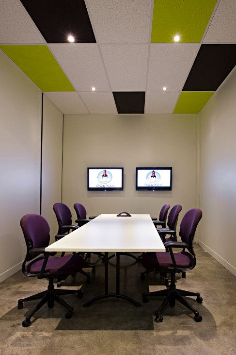 The Otway, meeting room at LaunchPad 2, image 1