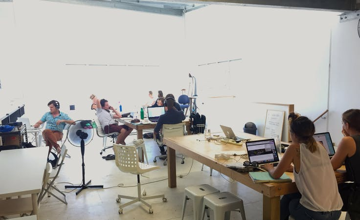 StartInno, coworking at Dan Swan, image 1