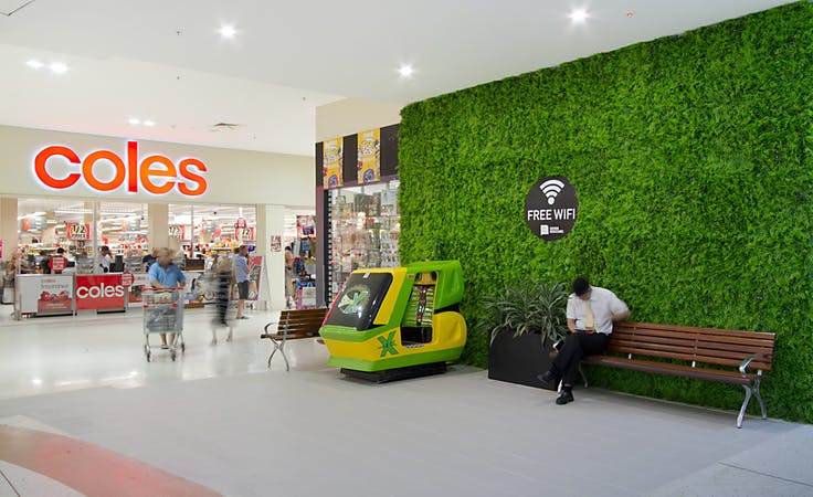 Pop-up shop at Chevron Renaissance Shopping Centre, image 3