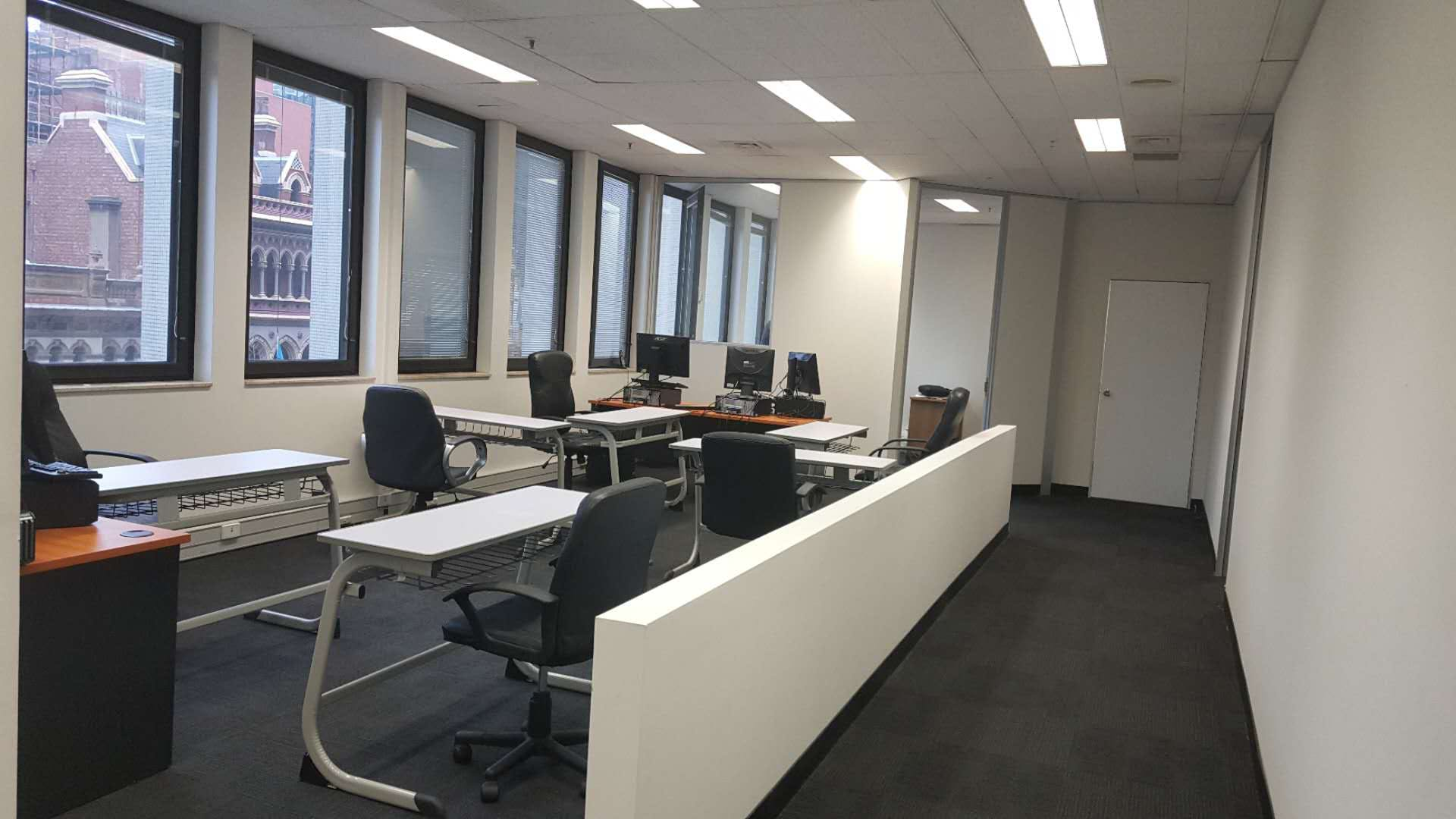 Austudy Suite, shared office at 470 Collins Street, image 1