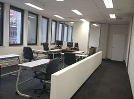 Polished office space in the heart of Melbourne CBD, image 1