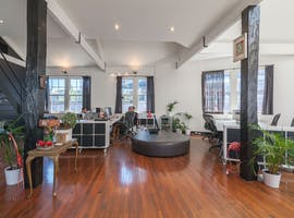 Dedicated desk at Surry Hills Warehouse Space, image 1