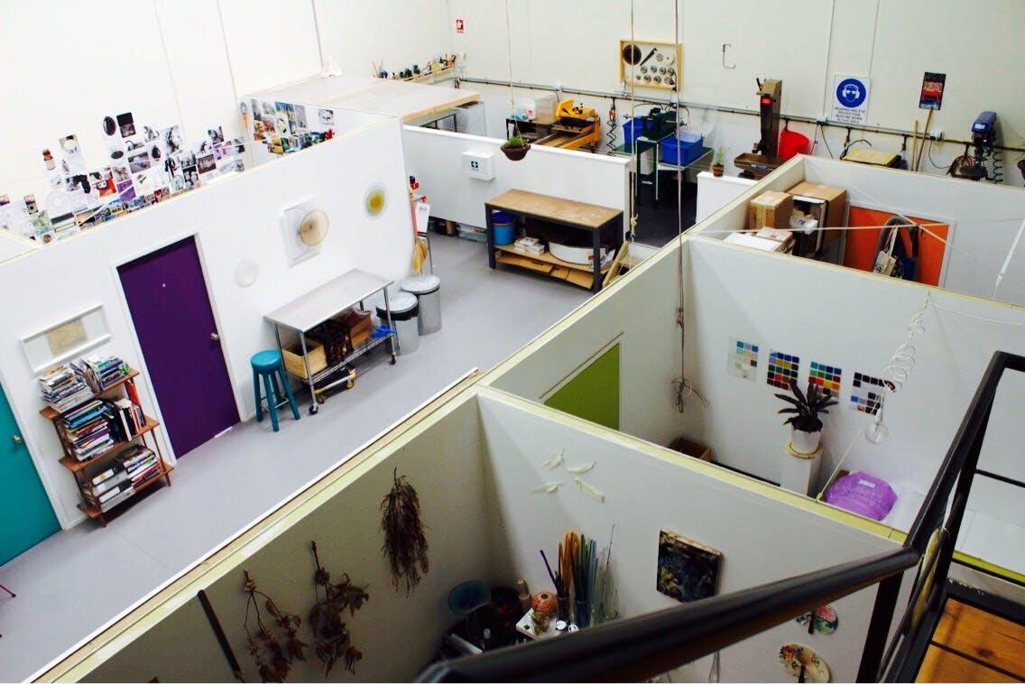 Studio C, creative studio at 1000 Degrees Studios, image 1