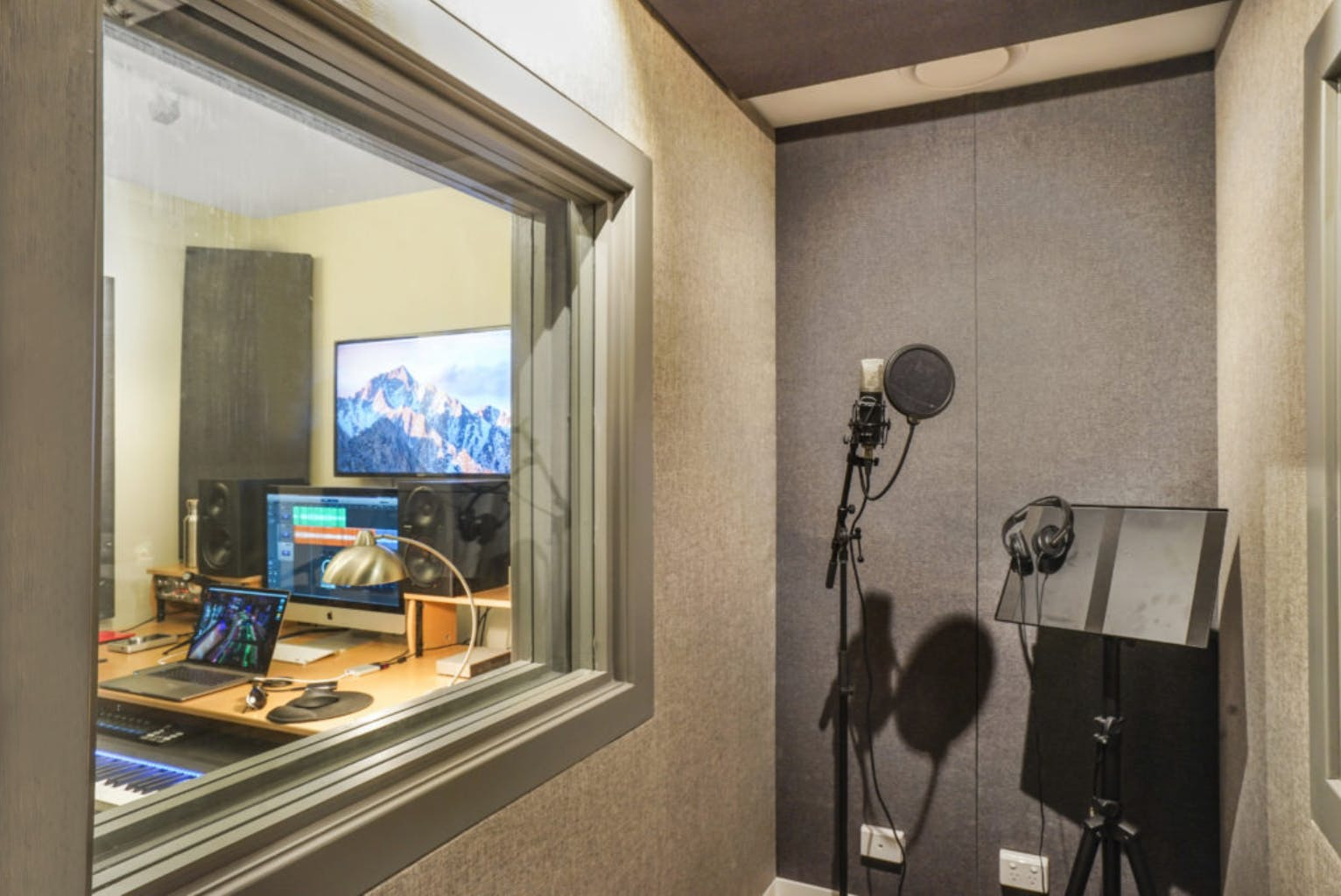 Dedicated Recording Studio, creative studio at Bright Side Studios Sydney, image 1