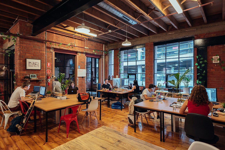 Permanent Desks, coworking at Framework, image 1