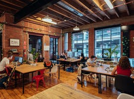 Want to be part of a collaborative workplace in Melbourne CBD?, image 1