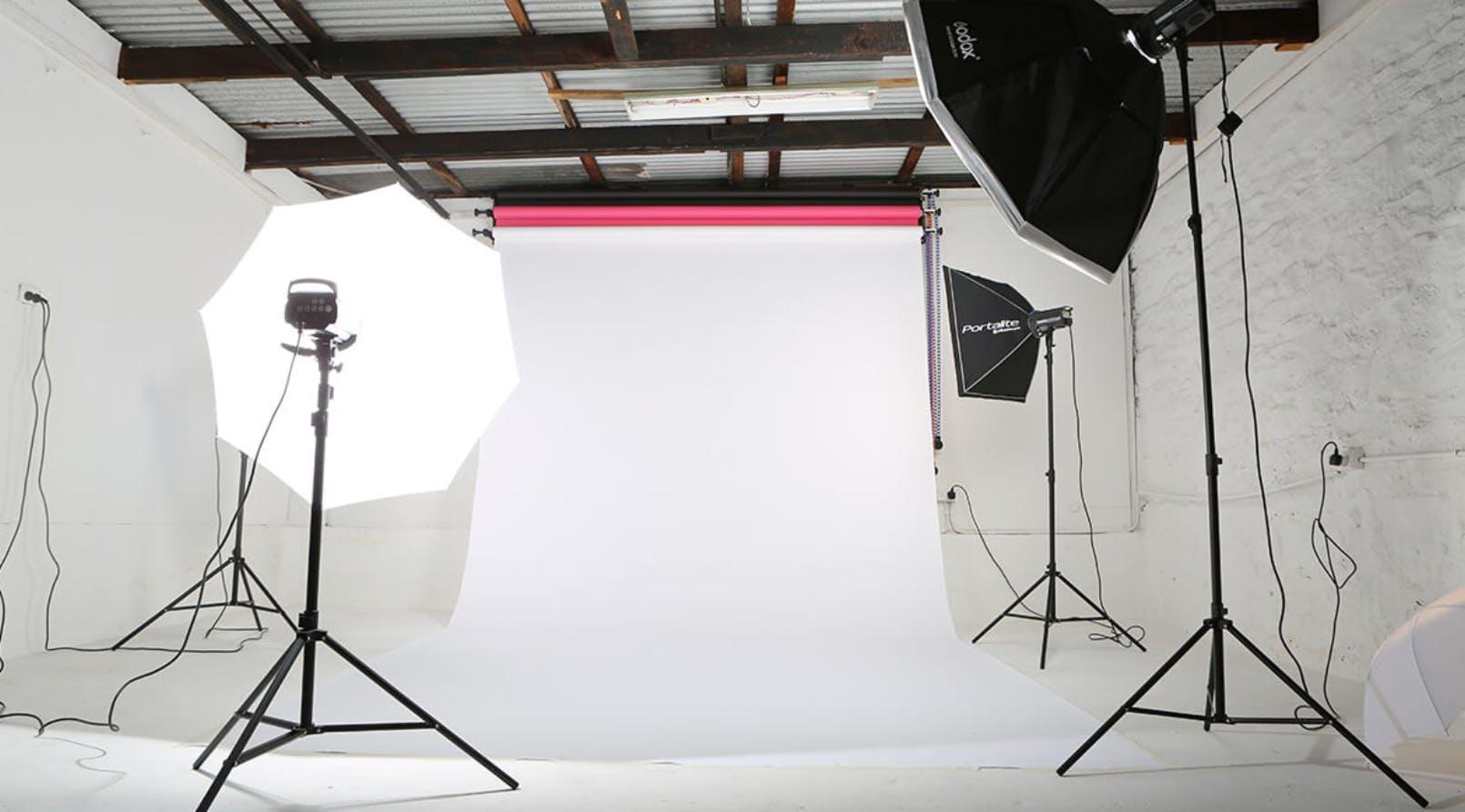 Photography Studio or, creative studio at MULLENS ST. STUDIO, image 1