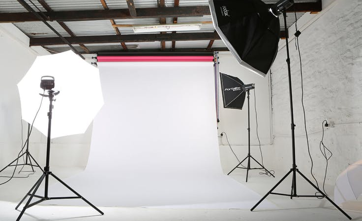 Photography Studio, creative studio at MULLENS ST. STUDIO, image 1