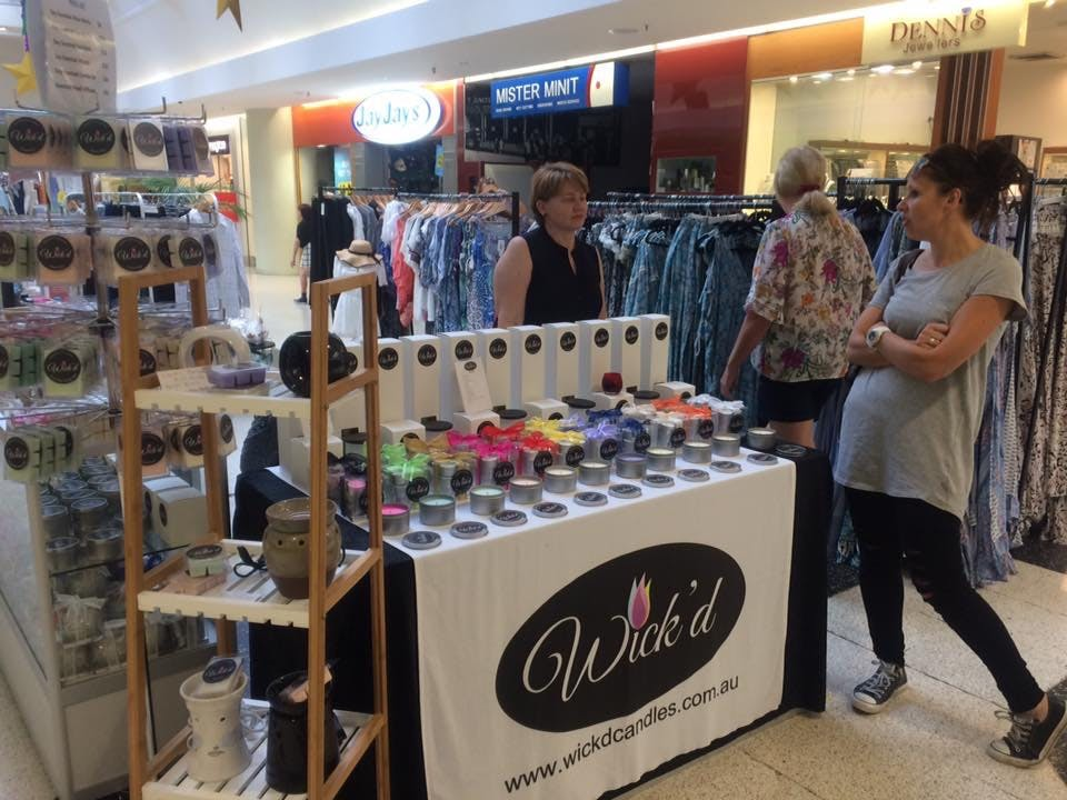 Pop-up shop at Stockland Corrimal, image 1