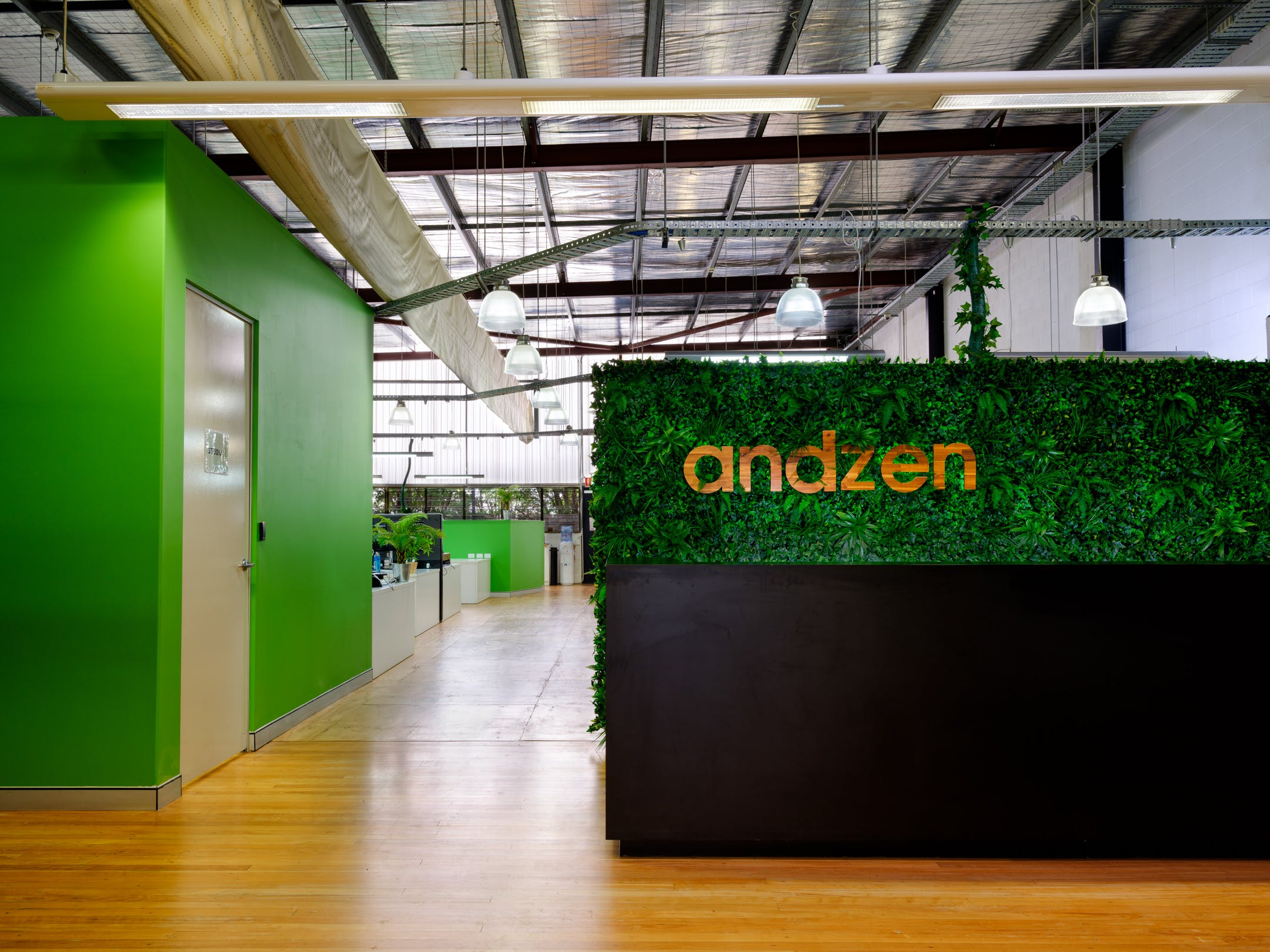 Coworking at Andzen HQ, image 1