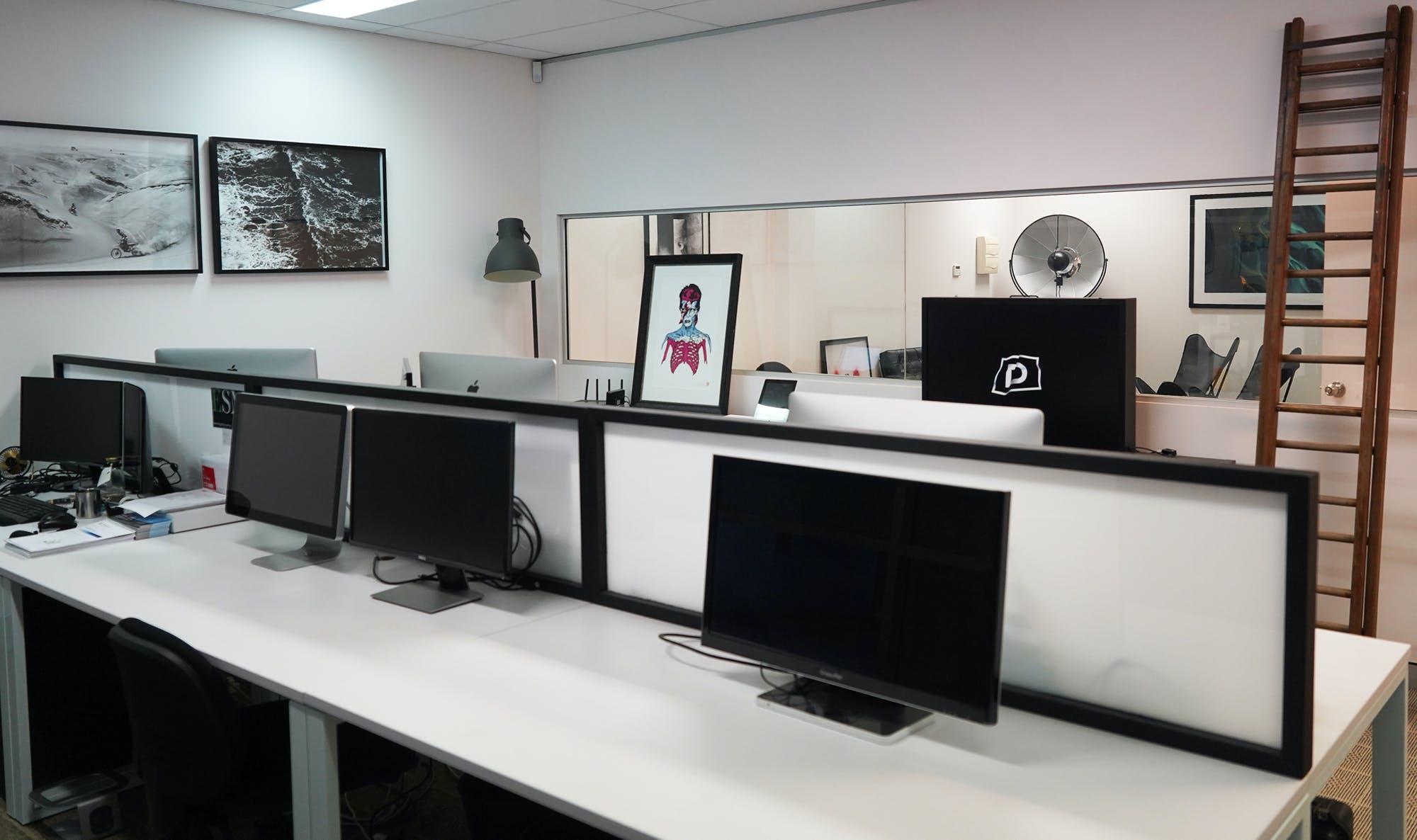 Private Office , private office at De Republica, image 1