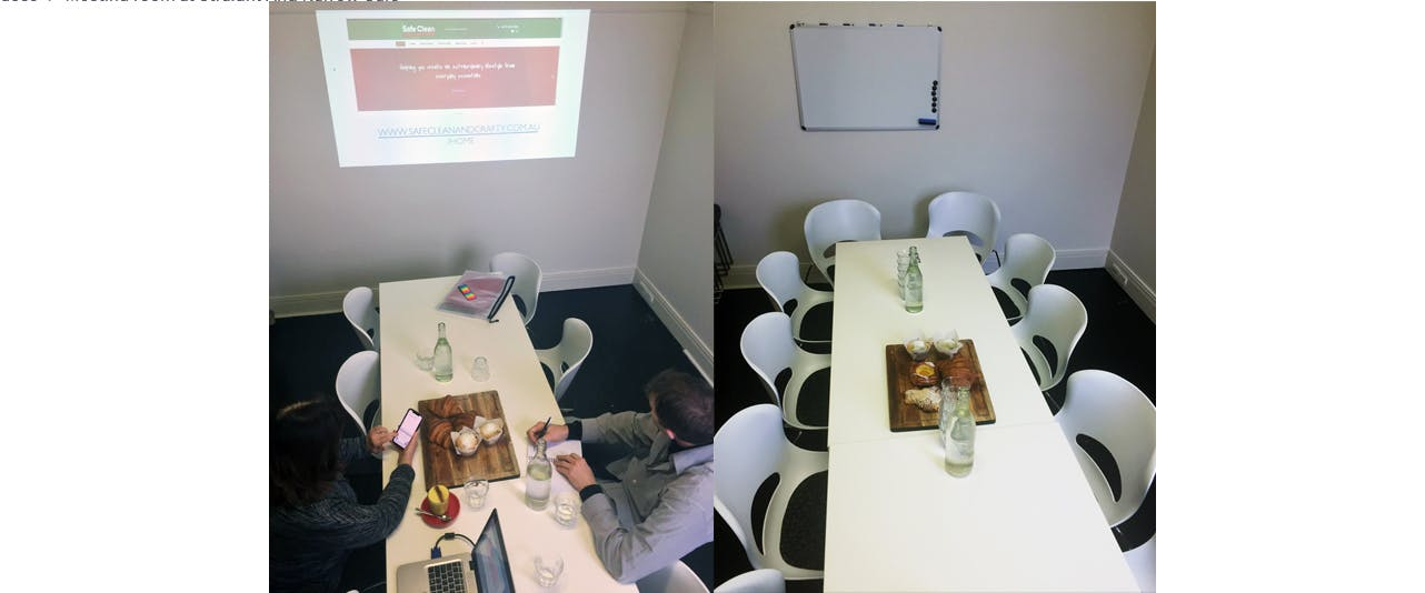 Meeting room at Straight And Narrow Cafe, image 1