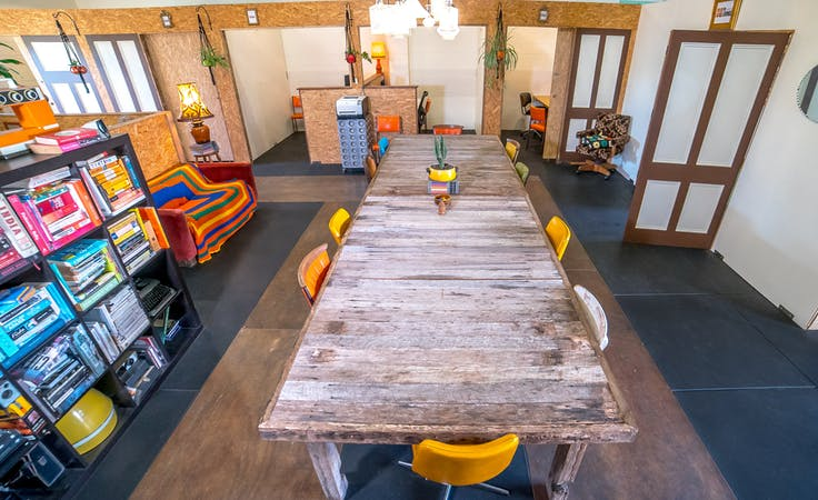 Find inspiration and connection coworking at The Work Pod. , image 1