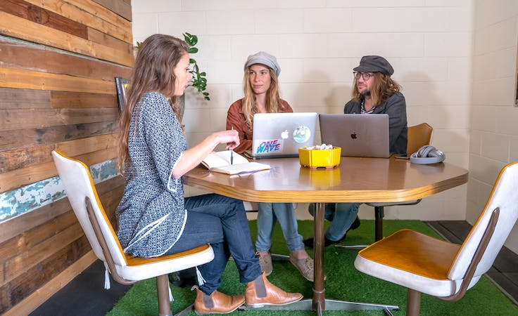 The Meeting Lounge, meeting room at The Work Pod, image 1