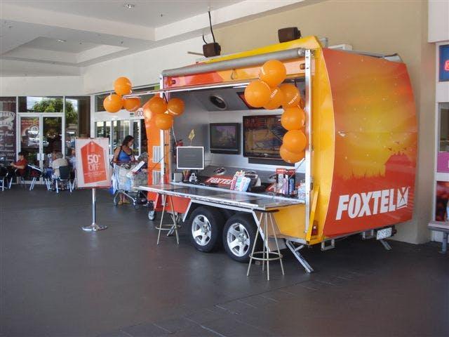 Pop-up shop at Stockland Glendale, image 1