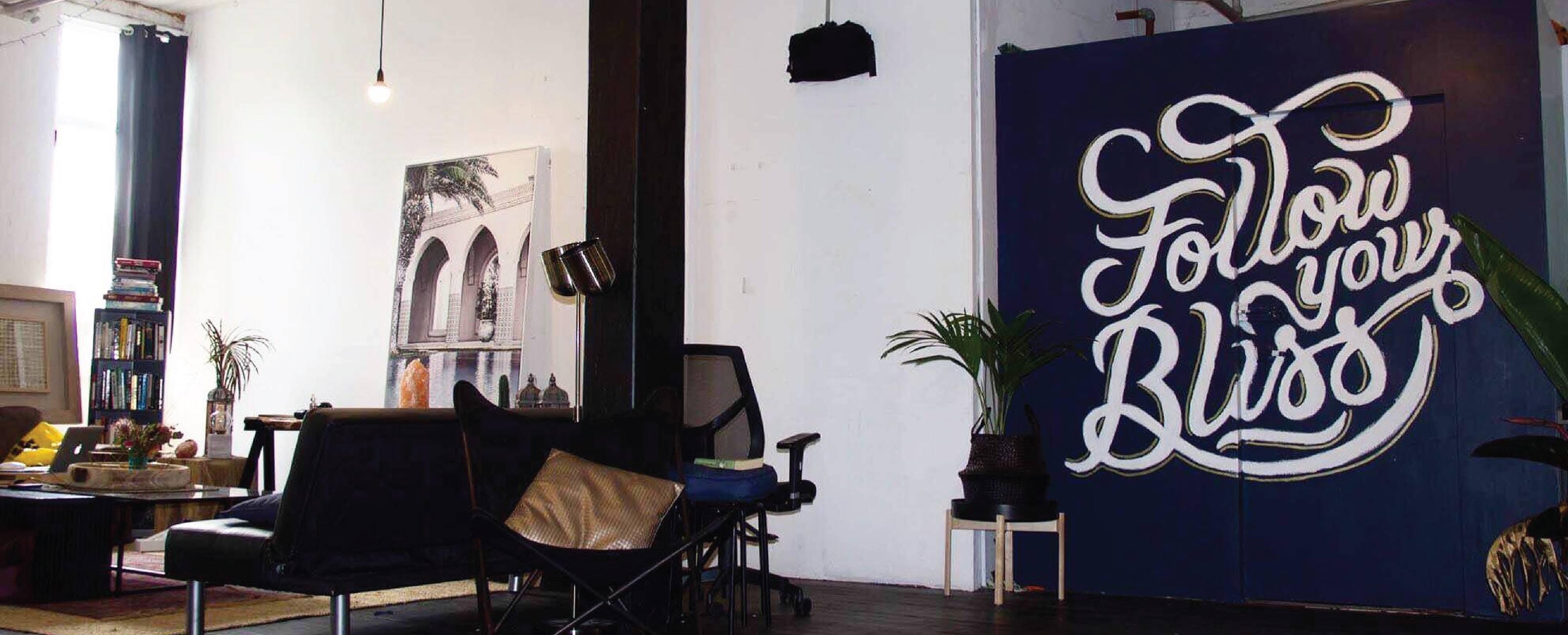 Studio Blueprint - Events Space Hire, multi-use area at Studio Blueprint - Events space, image 1