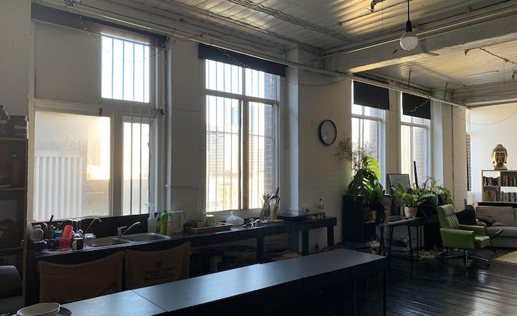 New York loft style warehouse in Surry Hills, image 2