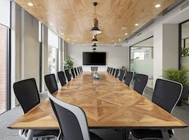 22 Person Boardroom, meeting room at United Co., image 1
