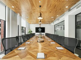 22 Person Boardroom, meeting room at United Co, image 1